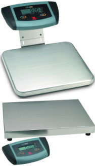OhausES Series Low Profile Bench Scales