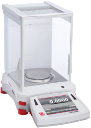 Ohaus Explorer® Series Analytical Balances