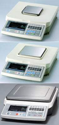 A&DFCi Series High Resolution Counting Scales
