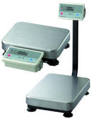 A&D FG-K (NTEP Class III) Series Bench Scales