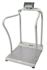 Health O MeterDigital Large Platform Bariatric Scale