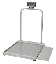 Health O MeterDigital Standard Platform Wheelchair Scale