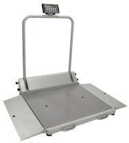 Health O Meter Digital Wheelchair Handrail Scales