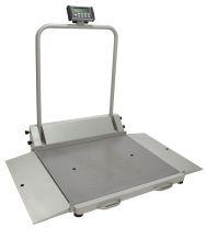 Health O MeterDigital Wheelchair Handrail Scales