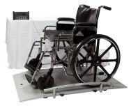 Health O MeterDigital Wheelchair Scales