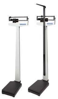 Health O Meter Mechanical Beam Physician Scales