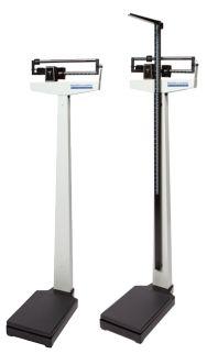 Health O MeterMechanical Beam Physician Scales