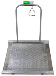 LW Measurements LWC Series  Wheelchair Scale