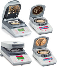 Ohaus MB Series Moisture Analyzers
