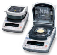 A&D MS/MX/MF/ML Series Moisture Analyzers