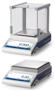 Mettler ToledoMS-TS Series Precision Balances