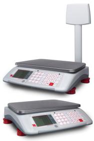 OhausAviator® 7000 Advanced Price Computing Retail Scales