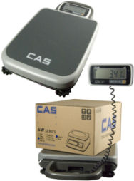 CAS PB Series Portable Bench Scales