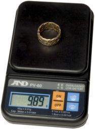 A&DPV Series Pocket Scales