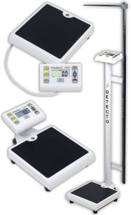 Detecto ProDoc™ Series Physician Scales