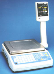 A&D SF Series Price Computing Scales