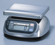 A&DSK-WP Series Washdown Scales