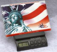 LW MeasurementsSPS Series Postal Scales