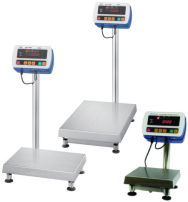 A&D SW Series High Pressure Washdown Scales