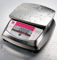 Ohaus Valor™ 3000 Xtreme Washdown Waterproof Scales