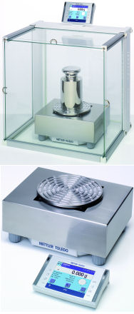 Mettler Toledo XP-L Series High Load Comparators