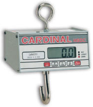 Detecto HSDC Series Hanging Digital Scales