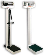 Detecto Mechanical Eye-Level Physician Scales