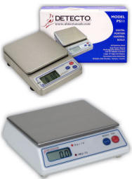 Detecto PS Series Portion Control Scales