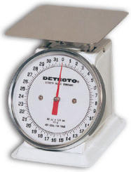 DetectoPT Series Mechanical Dial Type Portion Scales