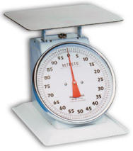 Detecto T100/T200 Series Large Dial Scales